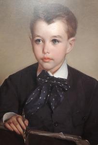 Portret van graaf Pavel Sergeyevich Sheremetev (1871-1943)