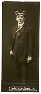 Portret van Otto Schutte (1889-1966)