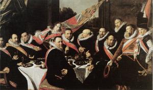 Schutters van de St. Jorisdoelen, Haarlem 1616