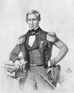 Portret van Andreas Jacobus van de Poll (1824-1849)