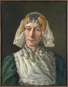Portret van Fenna Mastenbroek (?-1826)