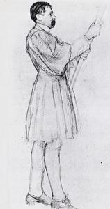 Portret van Bernardus J.M. de Bont (1845-1908)