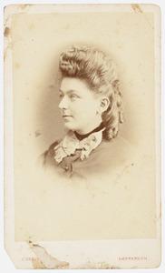 Portret van Titia Pieterse