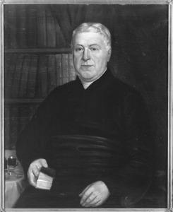 Portret van Antonius H.J. Termars (1779-1858)