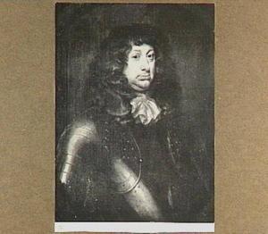 Portret van een man uit de familie Hoby
