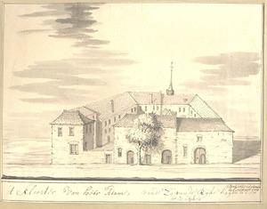 Zutphen, het Adamsklooster