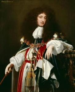 Portret van Rupert van de Palts (1619-1682)