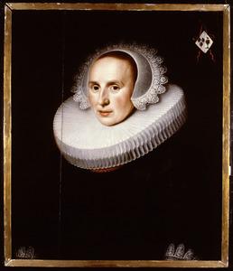 Portret van Maria van Berckel ( -1630)