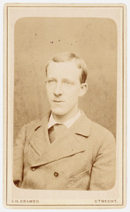 Portret van F. Linck
