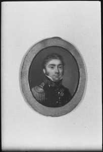 Portret van Carel Frederik Gey van Pittius (1790-1866)