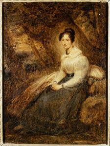 Portret van Ch. de Charlus ( -1849)