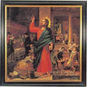 Christus de Verlosser als geneesheer