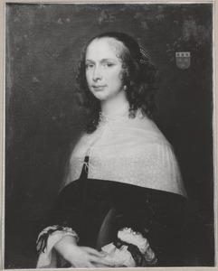 Portret van Dana van Vrijberghe (....-1670)