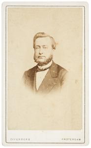 Portret van Herman Karel Westendorp (1824-1873)