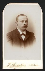 Portret van Goudsmit