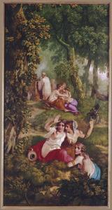 Een offer aan Bacchus