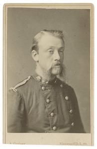 Portret van Johannes Cornelis Gijsberti Hodenpijl (1850-1926)