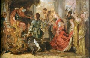 De grootmoedigheid van Scipio