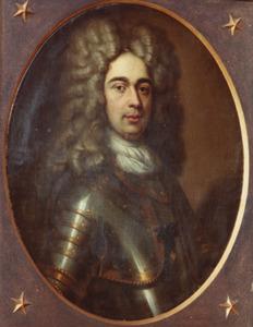 Portret van Jacques de Sionville le Cavelier ( -1709)
