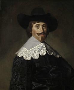 Portret van Frederick Dircksz Alewijn (1603-1665)