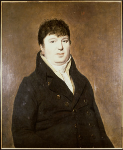 Portret van Ernestus Jongsma (1775-1824)