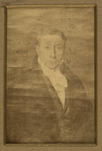 Portret van Willem Carel Momma (1781-1851)