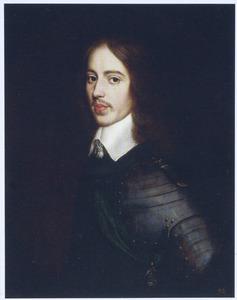 Portret van Willem II van Oranje-Nassau (1626-1650