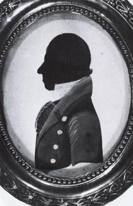 Portret van Gerhardus Smit Sibinga (1762-1842)