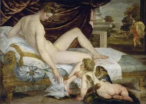 Venus en Cupid