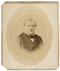 Portret van Clemens Henricus Zoutmaat Brugman (1801/1802-...)
