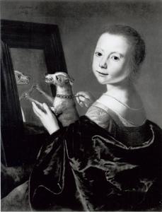 Margriet Spiegel (1625-1651) als het Gezicht