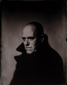 Portret van Maarten Schets