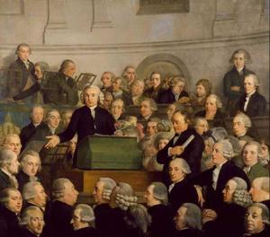 Inwijding van het gebouw der Maatschappij Felix Meritis in de Muziekzaal, Amsterdam, 31 oktober 1788