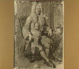 Portret van Hendrik van Bronkhorst