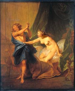 Jozef en de vrouw van Potifar (Genesis 39:17-40)