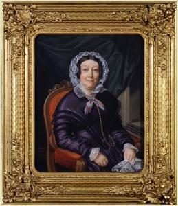 Portret van Margaretha Cornelia Clara van de Poll (1788-1854)
