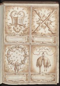 Emblemen van de Orde van het Gulden Vlies