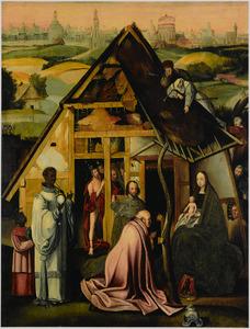 De aanbiding van de koningen (Matheus 2:1-12)