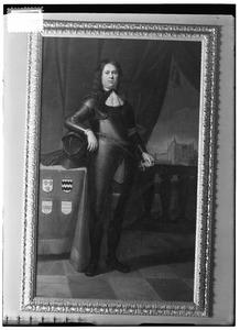 Portret van Hendrik Jacob van Tuyl van Serooskerken (1642-1692)