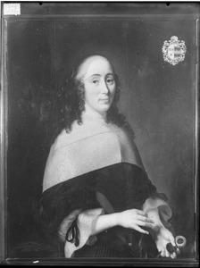 Portret van Maria van de Graaff (1643-1702)