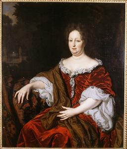 Portret van een vrouw, waarschijnlijk Isabella Coymans (1647-1705)