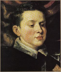 Portret van Ferdinand Gonzaga, later 6de hertog van Mantua en Monferrato (1587-1626)