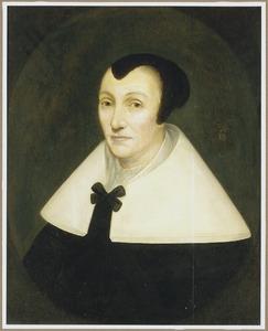 Portret van een 66-jarige vrouw