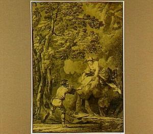 Mercurius en de houthakker