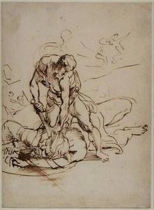David en Goliath ( 1 Samuel 17: 1-52)