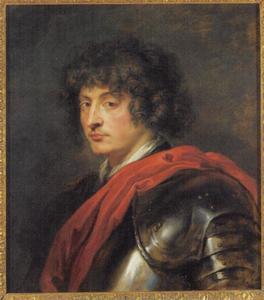 Portret van een onbekende veldheer