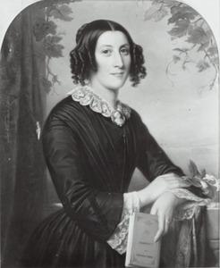 Portret van Henriette Elisabeth Jacqueline Bienfait (1824-1859)