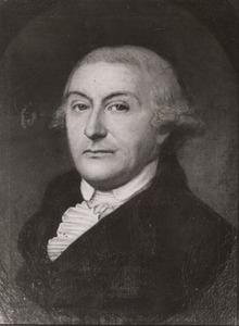 Portret van Roeland Jan Bouricius (1751-1824)