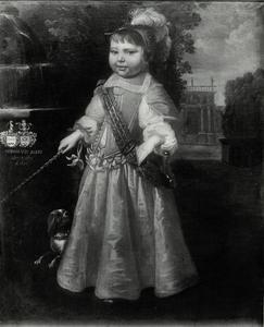Portret van Herwin von Kreps