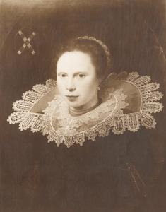 Portret van Magdalena van Erp (1605- )